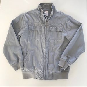Gymboree Boys Gray Jacket
